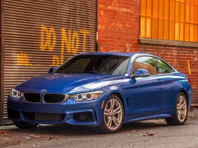 BMW 4 serie F32 F33 F36 F82 F83 (2014-heden)