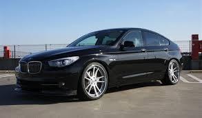 BMW 5 serie F07 GT (2009-heden)