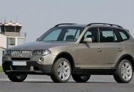 BMW X3 E83 (2003-2009)