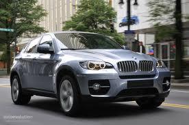 BMW X6 E71 (2007-2014)