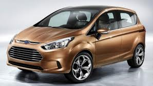 Ford B-max (2012-heden)