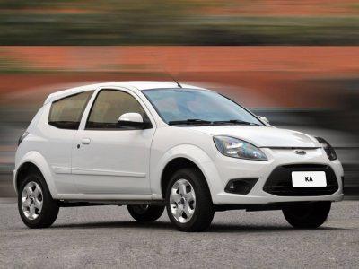 Ford Ka (2008-heden)