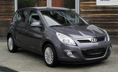 Hyundai i20 (2008-2014)
