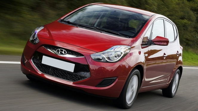 Hyundai ix20 (2010-....)