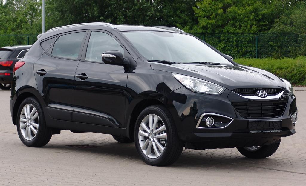 Hyundai ix35 (2010-heden)