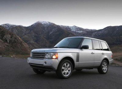 Land Rover Range Rover (2007-2012)