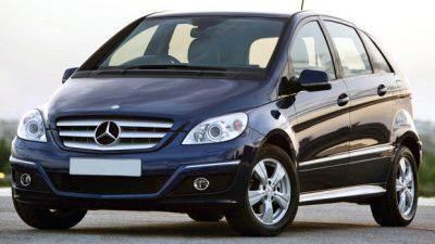Mercedes B klasse W245 (2005-2011)