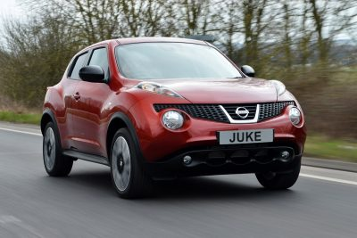 Nissan Juke (2010-heden)