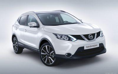 Nissan Qashqai (2013-heden)