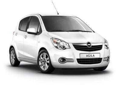 Opel Agila (2008-heden)