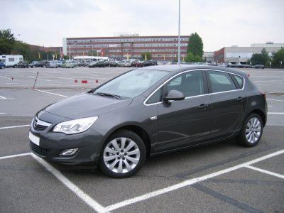 Opel Astra J (2009-heden)