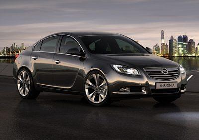 Opel Insignia (2009-2017)