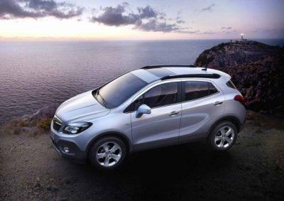 Opel Mokka (2012-heden)
