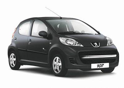 Peugeot 107 (2005-2014)