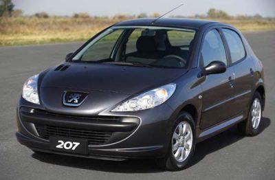 Peugeot 207 (cc) (2006-2014)