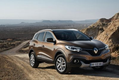 Renault Kadjar (2015-heden)