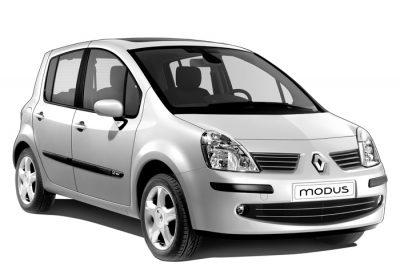 Renault Modus (2008-heden)