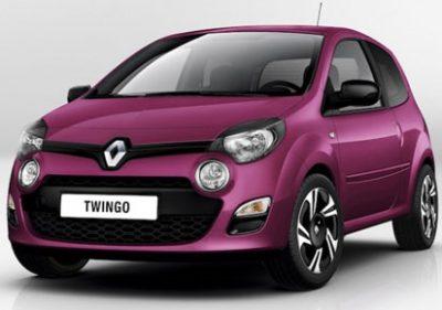 Renault Twingo (2007-2014)