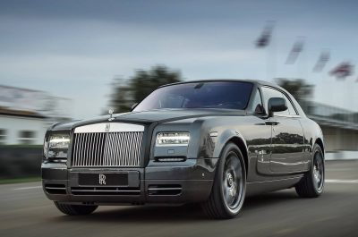 Rolls royce Phantom coupe, drophead (2003-....)