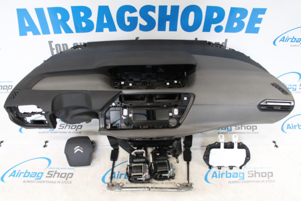 Airbag set - Dashboard gray Citroen C4 Picasso (2013-    )