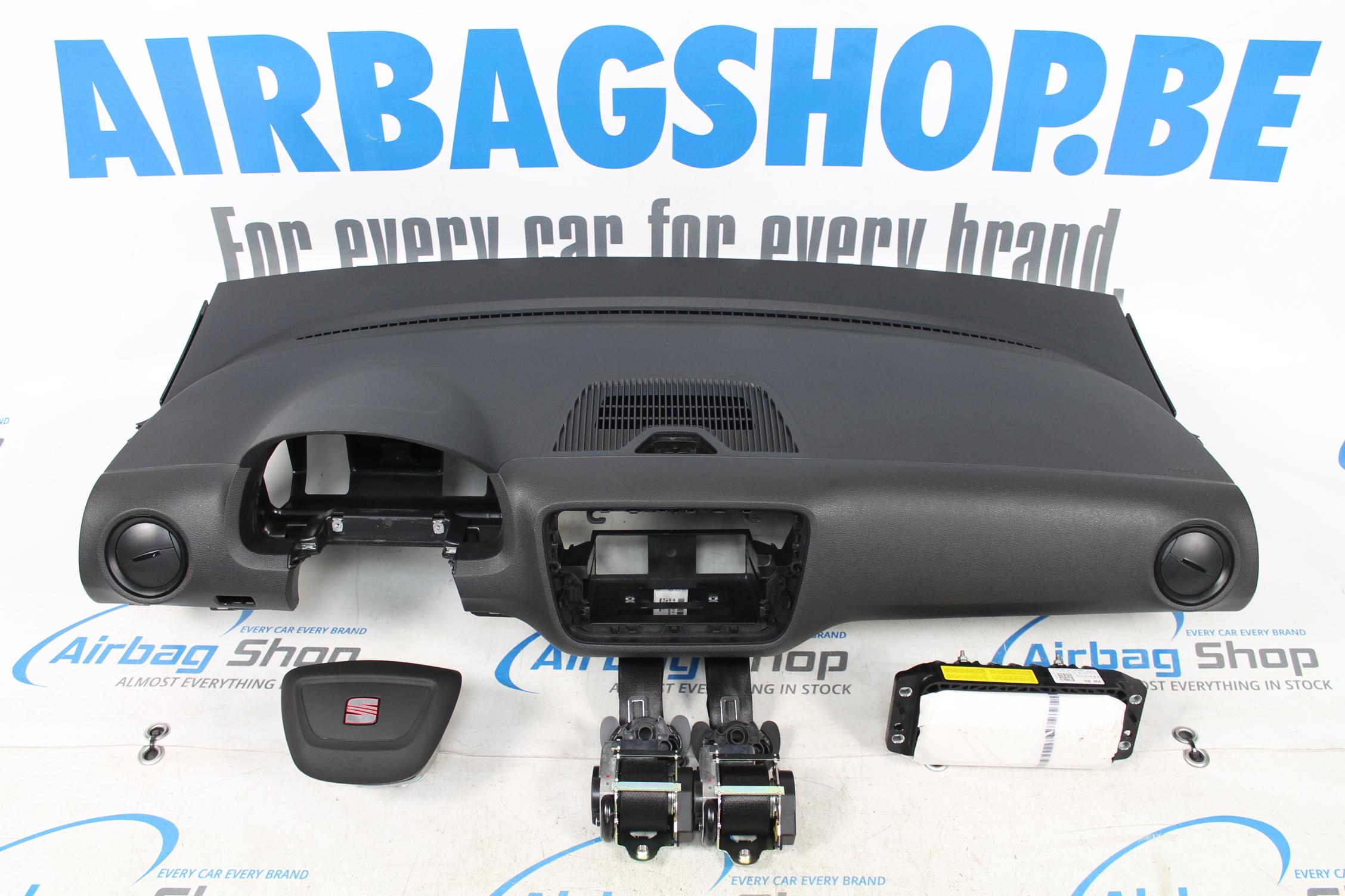Airbag Set Dashboard Seat Mii 2012 Buy Airbag Eu
