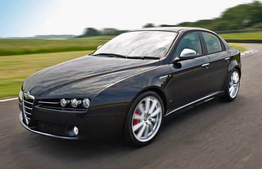 Alfa Romeo 159 (2006-2011)