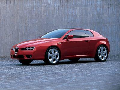 Alfa Romeo Brera (2005-....)