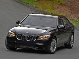 BMW 7 serie F01 (2008-....)