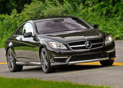 Mercedes CL klasse C216 (2006-....)