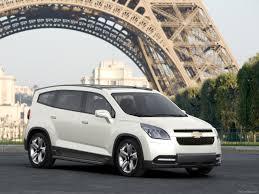 Chevrolet Orlando (2011-....)