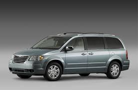 Chrysler Grand voyager (2008-2011)