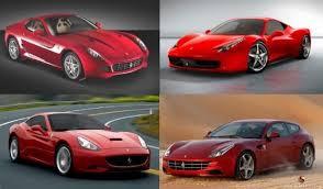 Ferrari All models