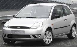 Ford Fiesta MK5 (2005-2008)
