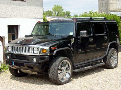 Hummer H2 (2004-2009)