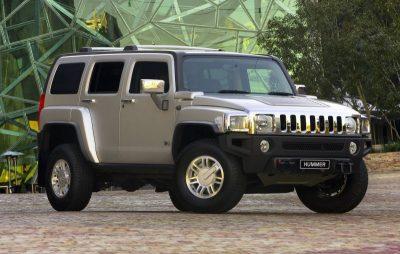Hummer H3 (2005-2009)