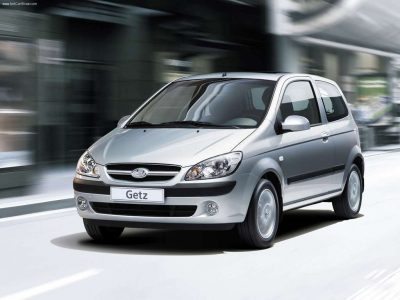 Hyundai Getz (2003-2011)