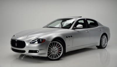 Maserati Quattroporte (2004-....)