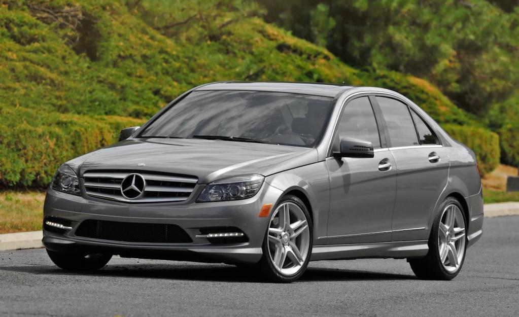 Airbag set dashboard mercedes c klasse w204 for Mercedes benz airbags