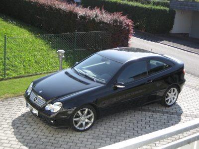 Mercedes CLC Klasse CL203 (2007-2011)