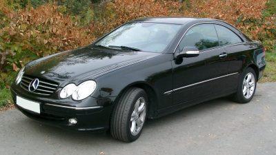 Mercedes CLK klasse C209 (2002-2009)