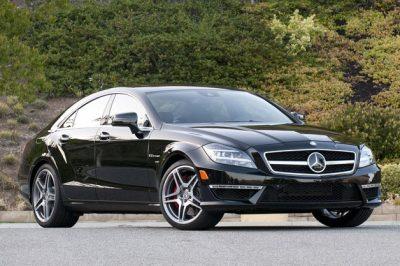 Mercedes CLS klasse W218 (2010-....)