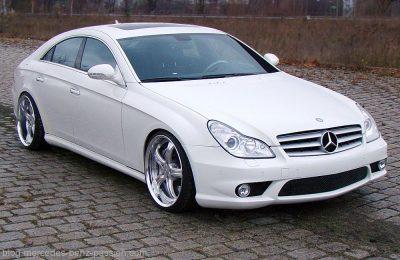 Mercedes CLS klasse W219 (2004-2009)