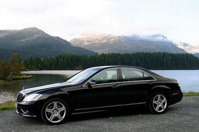 Mercedes S klasse W221 (2005-2013)