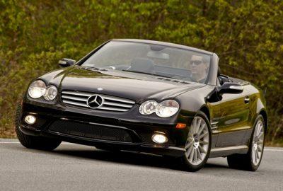 Mercedes SL klasse R230 (2002-2011)