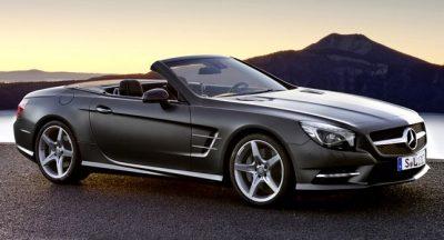 Mercedes SL klasse R231 (2012-....)