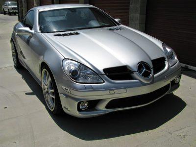 Mercedes SLK klasse R171 (2004-2011)