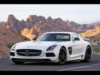 Mercedes SLS (2010-....)