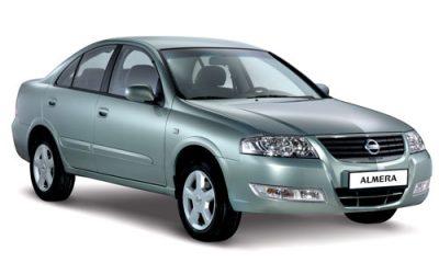 Nissan Almera (tino) (2002-2007)