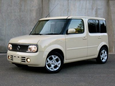 Nissan Cube (2010-2012)