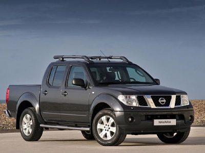 Nissan Navara D40 (2004-....)